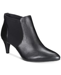 Alfani Hazzel Ankle Booties Black