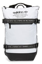 Adidas Nmd Backpack White White Black