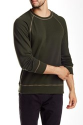 Jack Spade Elston Reversible Sweatshirt Green