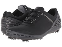 Ecco Cage Black Men's Shoes