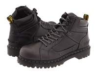 Dr. Martens Diego 7 Tie Lace To Toe Boot Black Harvest Men's Lace Up Boots