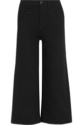 J.Crew Rayner Cropped High Rise Wide Leg Jeans