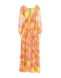 Leitmotiv Long Dresses Yellow