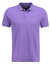 Ck Calvin Klein Pete Fitted Polo Shirt Deep Violet Purple