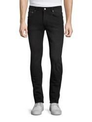 Wesc Alessandro Slim Fit Jeans Black