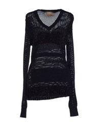 Space Style Concept Sweaters Black