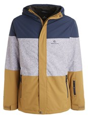 Rip Curl Enigma Snowboard Jacket Ermine Yellow