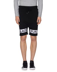 U Ni Ty Unity Trousers Bermuda Shorts Men Black
