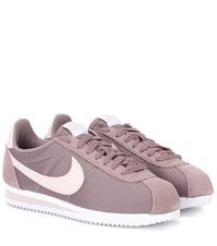 Nike Classic Cortez Sneakers Pink