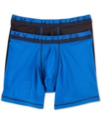 Tommy Hilfiger Performance Boxer Briefs 2 Pack Ultra Blue