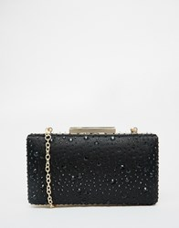 Oasis Occasion Clutch Bag Black