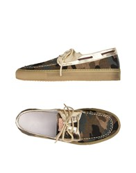 Keep Loafers Khaki