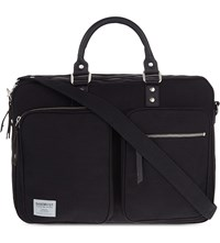 Sandqvist Arne Cordura Messenger Bag Black