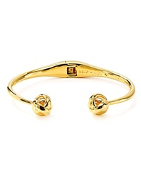 Kate Spade New York Dainty Sparklers Knot Cuff Gold