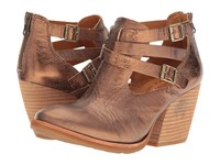 Kork Ease Stina Bronze Metallic High Heels