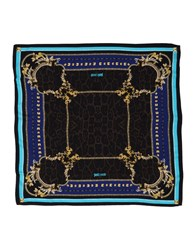 Just Cavalli Square Scarves Dark Brown