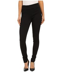Liverpool Sienna Pull On Legging Black Rinse Women's Clothing