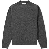 Our Legacy Base Round Neck Knit Grey
