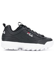 Fila Low Top Disruptor Sneakers Black