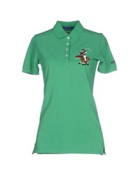 Bronzaji Topwear Polo Shirts Women