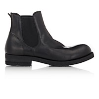 Pantanetti Men's Chelsea Boot Black Size 6 M