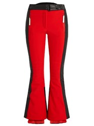 Adidas By Stella Mccartney Flared Leg Ski Trousers