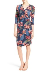 Tommy Bahama Women's Sacred Groves Faux Wrap Dress