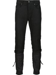 Diesel Black Gold Slim Fit Jeans Black