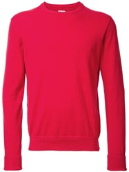 Cityshop 'City' Jumper Red
