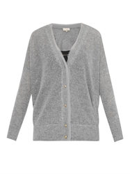 Vanessa Bruno Cebe Wool And Cashmere Blend Cardigan
