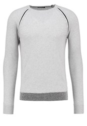Sisley Jumper Light Grey