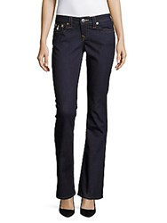 True Religion Becky Bootcut Jeans Dark Wash