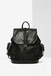 Nasty Gal X Nila Anthony Net Games Mesh Backpack