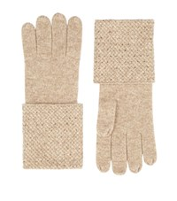 William Sharp Crystal Embellished Gloves Female