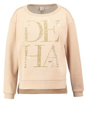 Deha Sweatshirt Gold