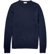 Saint Laurent Cashmere Sweater Blue
