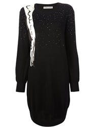 Tsumori Chisato Knit Dress Black