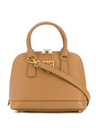 Furla Fantastica Tote Brown