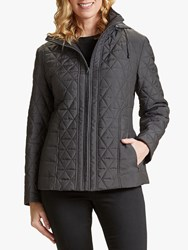 Four Seasons Quilted Jacket Steel