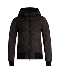 Canada Goose Dore Down Bomber Jacket Black