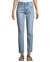 Levi's Premium 501 Lovefool High Rise Skinny Jeans Light Blue