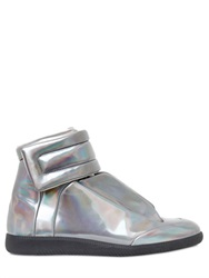 Maison Martin Margiela Maison Margiela Future Iridescent High Top Sneakers