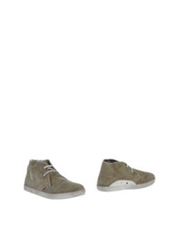 Gio' Moretti Ankle Boots Military Green