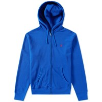 Polo Ralph Lauren French Terry Hoody Blue