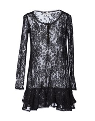 By Ti Mo Short Dresses Steel Grey