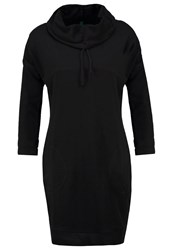 United Colors Of Benetton Jersey Dress Black