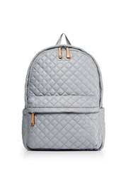 M Z Wallace Metro Backpack Dove Grey
