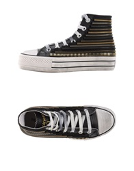 Happiness Sneakers Black