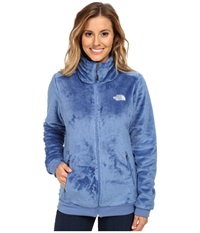 The North Face Mod Osito Jacket Vintage Blue Women's Coat