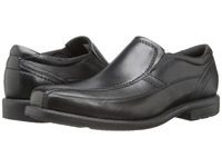 Rockport Style Leader 2 Bike Slip On Black Men's Shoes